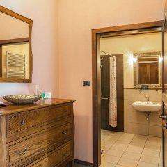 Отель EuroResidence Apartament Home ванная фото 2