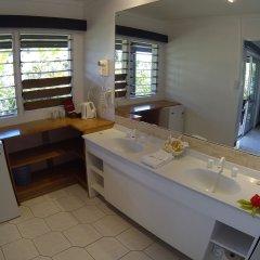 Отель Crusoe's Retreat Фиджи, Вити-Леву - отзывы, цены и фото номеров - забронировать отель Crusoe's Retreat онлайн удобства в номере фото 2
