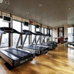 Отель ibis Styles Ambassador Seoul Myeongdong фитнесс-зал