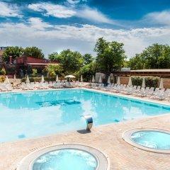 Отель Camping Village Roma бассейн