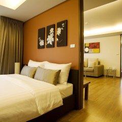 Отель Golden Pearl Hotel Таиланд, Бангкок - отзывы, цены и фото номеров - забронировать отель Golden Pearl Hotel онлайн комната для гостей фото 2
