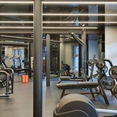 Отель W Amsterdam фитнесс-зал фото 2