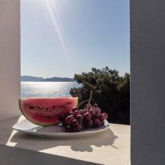 Отель Dionysos Hotel Греция, Агистри - отзывы, цены и фото номеров - забронировать отель Dionysos Hotel онлайн приотельная территория фото 2