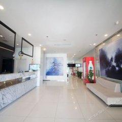 Отель Jinjiang Inn Dalian Jinzhou Stalin Road интерьер отеля