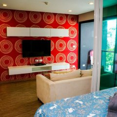 Апартаменты Sixty Six Pattaya Beach Road Apartment Паттайя детские мероприятия