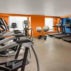 Отель Hyatt Arlington фитнесс-зал
