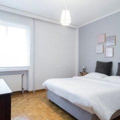 Апартаменты Vintage Style 2 Bedroom Apartment Афины комната для гостей фото 5