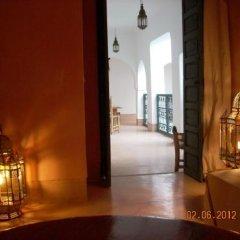 Отель Dar El Kharaz Марокко, Марракеш - отзывы, цены и фото номеров - забронировать отель Dar El Kharaz онлайн интерьер отеля