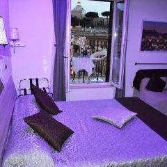Отель Notti al Vaticano Deluxe St.Peter's Accommodation комната для гостей фото 4