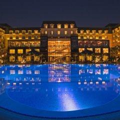 Renaissance Cairo Mirage City Hotel бассейн