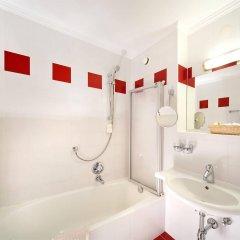 Alpenbad Hotel Hohenhaus ванная фото 2