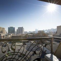 Отель Amber Азербайджан, Баку - 4 отзыва об отеле, цены и фото номеров - забронировать отель Amber онлайн балкон