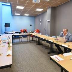 Отель Ibis Kortrijk Centrum Бельгия, Кортрейк - 1 отзыв об отеле, цены и фото номеров - забронировать отель Ibis Kortrijk Centrum онлайн фото 8