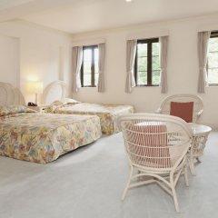 Отель Auberge Le Temps Ито комната для гостей