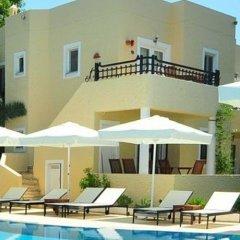 La Vida Blanca Exclusive Boutique Hotel Турция, Торба - отзывы, цены и фото номеров - забронировать отель La Vida Blanca Exclusive Boutique Hotel онлайн бассейн