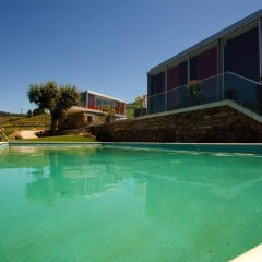 Отель Casa Da Quinta De Vale D' Arados Португалия, Байао - отзывы, цены и фото номеров - забронировать отель Casa Da Quinta De Vale D' Arados онлайн бассейн фото 2