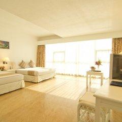 Отель Ambassador City Jomtien Pattaya (Marina Tower Wing) комната для гостей фото 2