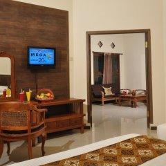 Bukit Daun Hotel and Resort удобства в номере
