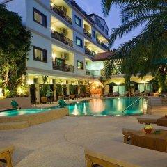 Отель Baan Souy Resort бассейн
