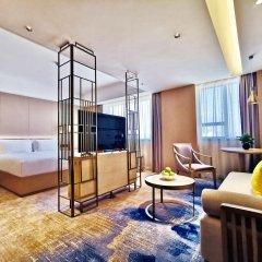 Отель Grand Skylight Hotel Shenzhen Китай, Шэньчжэнь - отзывы, цены и фото номеров - забронировать отель Grand Skylight Hotel Shenzhen онлайн комната для гостей фото 2