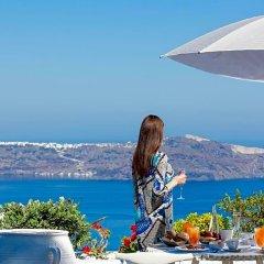 Отель Mill Houses Elegant Suites Греция, Остров Санторини - отзывы, цены и фото номеров - забронировать отель Mill Houses Elegant Suites онлайн приотельная территория фото 2