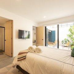 Отель Cozy & Hip Roma Apt With 2 Private Terraces! Мехико фото 15