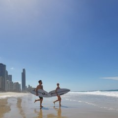 Отель Sheraton Grand Mirage Resort, Gold Coast фото 3