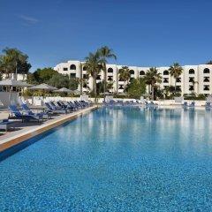 Fes Marriott Hotel Jnan Palace бассейн