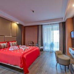 Kirman Arycanda De Luxe Турция, Окурджалар - отзывы, цены и фото номеров - забронировать отель Kirman Arycanda De Luxe - All Inclusive онлайн комната для гостей фото 5