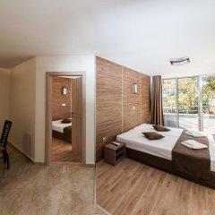 Отель Elit Болгария, Сандански - отзывы, цены и фото номеров - забронировать отель Elit онлайн комната для гостей фото 5