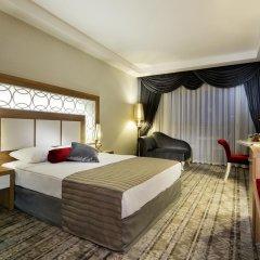 Отель Justiniano Deluxe Resort – All Inclusive Окурджалар комната для гостей