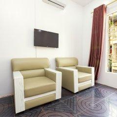 Отель OYO 889 Ha Vy Motel Ханой комната для гостей фото 3