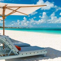 Отель Beach House Turks and Caicos пляж фото 2