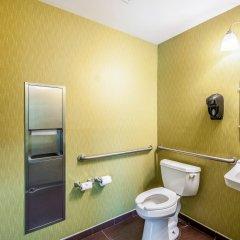 Отель Mainstay Suites Frederick ванная