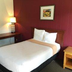 Отель Holiday Lodge США, Лос-Анджелес - отзывы, цены и фото номеров - забронировать отель Holiday Lodge онлайн комната для гостей фото 4