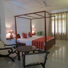Отель Villa Paradise Хиккадува комната для гостей фото 5