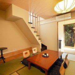 Отель Luna Observatory Auberge Mori No Atelier Минамиогуни в номере