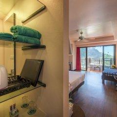 Отель Krabi Cha-da Resort в номере