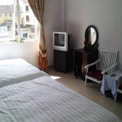 Отель Backpacker Inn Dalat Далат сейф в номере