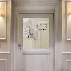 Hotel Tito удобства в номере фото 2