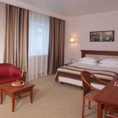 Гостиница Рамада Москва Домодедово Стандартный номер с разными типами кроватей фото 5