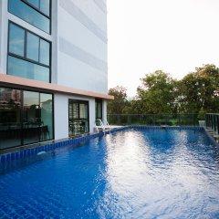 Отель B2 South Pattaya Premier Паттайя бассейн