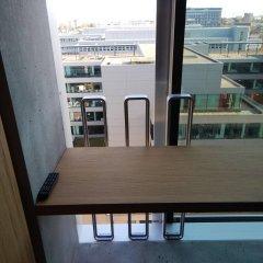 Placid Hotel Design & Lifestyle Zurich балкон