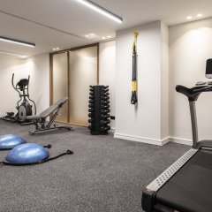 Отель Ergon House фитнесс-зал фото 2