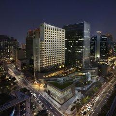 Lotte City Hotel Guro балкон