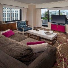 Отель Renaissance Washington, DC Downtown Hotel США, Вашингтон - 1 отзыв об отеле, цены и фото номеров - забронировать отель Renaissance Washington, DC Downtown Hotel онлайн комната для гостей фото 3