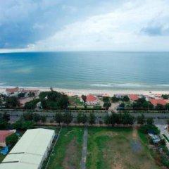 Отель Son Thuy Resort Вьетнам, Вунгтау - отзывы, цены и фото номеров - забронировать отель Son Thuy Resort онлайн пляж фото 2