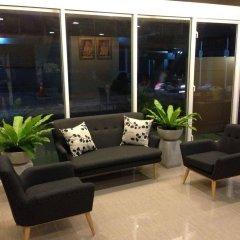 Отель The Aim Sathorn Hotel Таиланд, Бангкок - отзывы, цены и фото номеров - забронировать отель The Aim Sathorn Hotel онлайн интерьер отеля