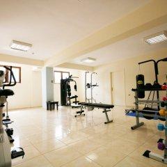 Отель Geraniotis Beach фитнесс-зал