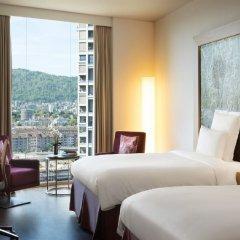 Renaissance Zurich Tower Hotel комната для гостей фото 5
